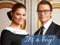 Swedish Royal Family Welcomes a New Prince
