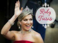 Seven Ruby Tiaras To Make July Twinkle