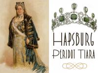 Peridot Tiara: Stunning Hapsburg Treasure