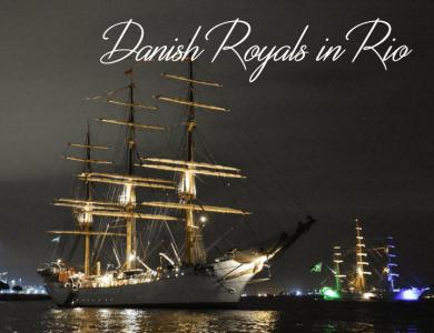 Danish Royals Attend Rio Olympics