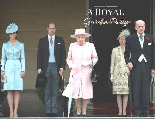 A Royal Garden Party at Buckingham Palace